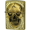 HAMMERED SKULL[5面加工]/HAMMERED SKULL(A)Brass Oxidized/カジカワ
