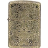 ARMOR[5面連続深彫りエッチング]/ANTIQUE ARABESQUE(A) Brass Oxidized/カジカワ
