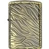 ARMOR[5面連続深彫りエッチング]/ANTIQUE TIGER(A) Brass Oxidized/カジカワ