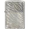 ARMOR[5面連続深彫りエッチング]/ANTIQUE TIGER(B) Silver Oxidized/カジカワ