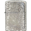 ARMOR[5面連続深彫りエッチング]/ANTIQUE LEOPARD(B) Silver Oxidized/カジカワ