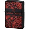 SIMON CARTER/ZP‐SCP‐016 ペイズリーBOX‐IR/ペンギンライター