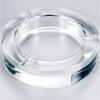 オリジナル灰皿/クリスタル灰皿/サークルカット/ペンギンライター