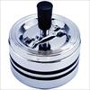 クロームライン�灰皿/回転灰皿 小/ペンギンライター
