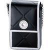 KH55シガレットケース/KH55‐5001 クリスタル/ブラック/ウインドミル