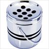 クロームライン�灰皿/手付きドラム灰皿/ペンギンライター