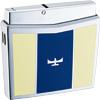 スピットファイヤーTYPE01/SPF‐1005 ダイアシルバー青白SPFロゴ/ウインドミル