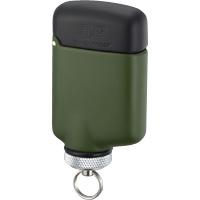 内燃式ライター/JP/JPW‐0012 グリーン/ブラック/ウインドミル