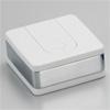 WMXスクエア携帯灰皿/WA01‐0002 ホワイト/ウインドミル